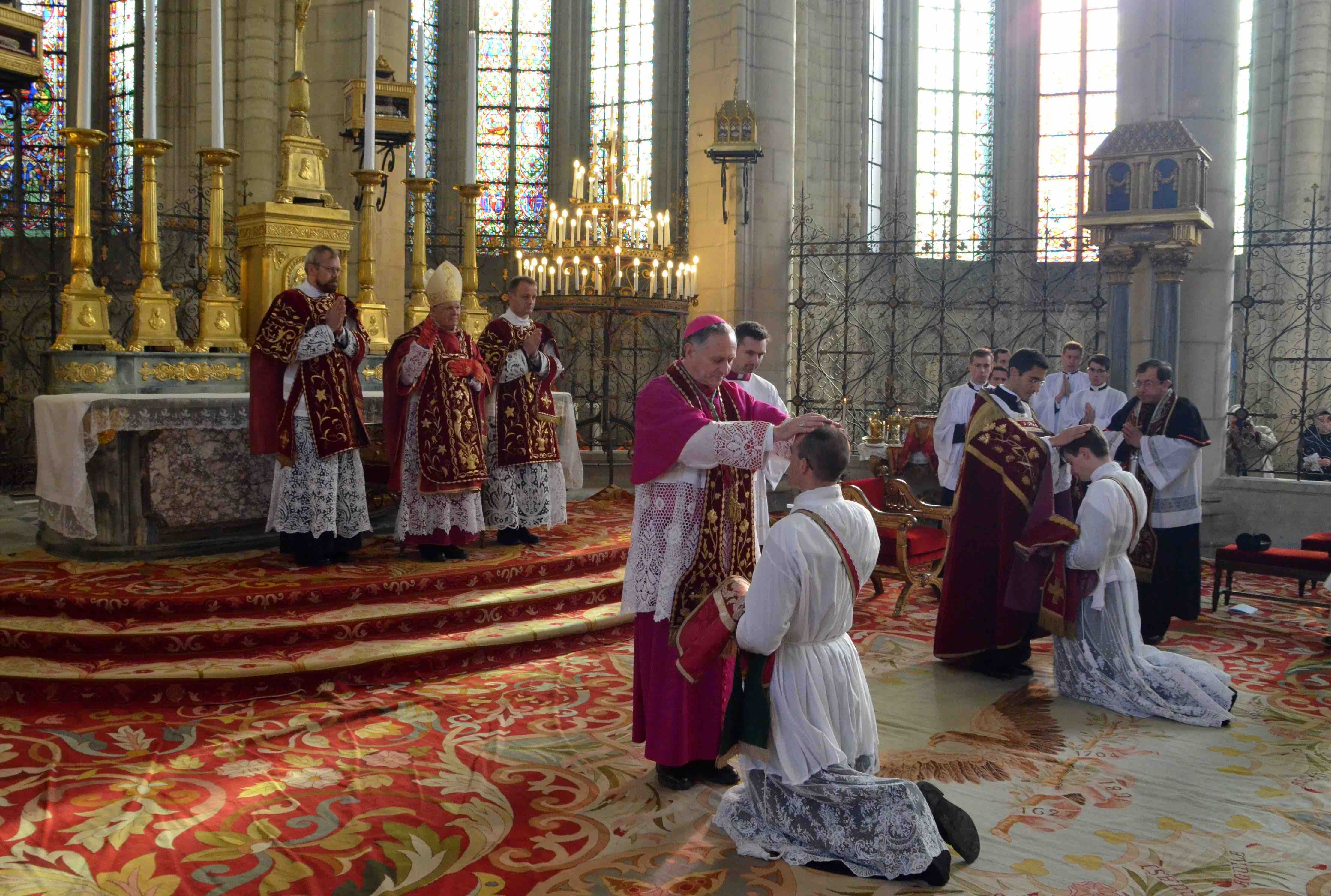 Districts and regions – FSSP